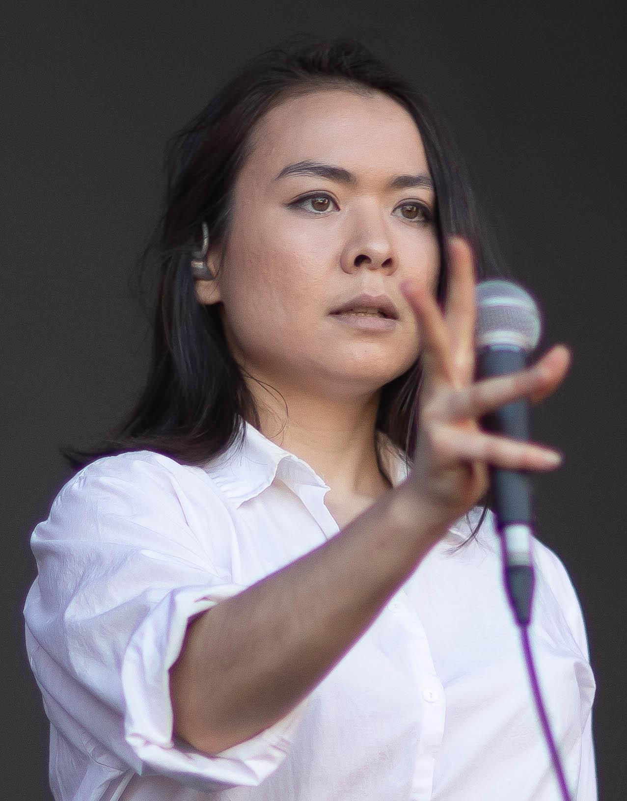Singer Mitski - age: 30